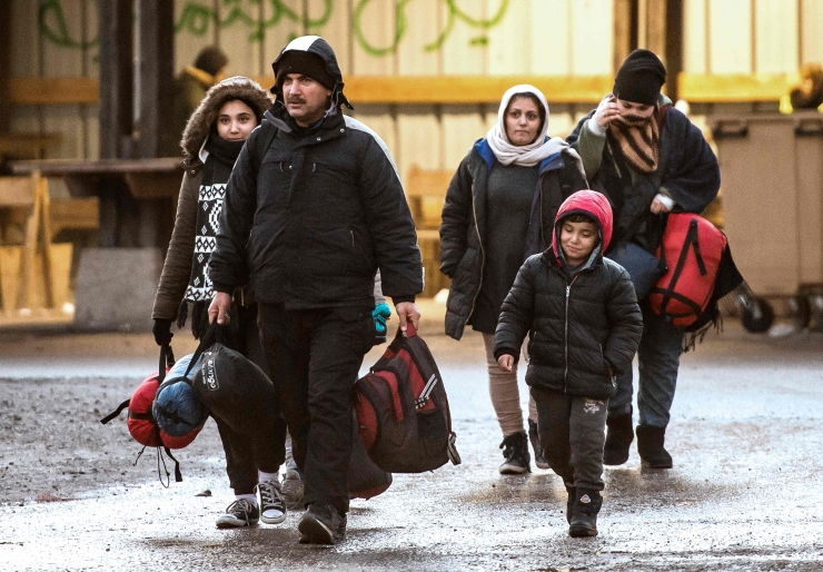Tuleva aasta sisserände piirarv saab olema 1317 inimest