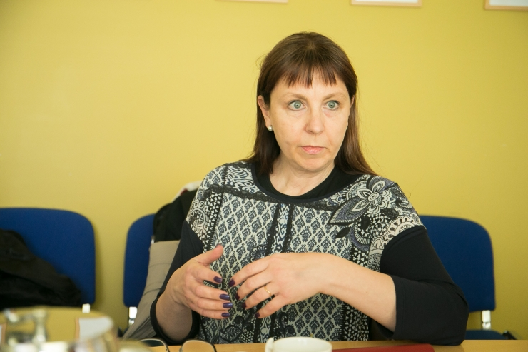 Ajakirjanik Tiina Kangro siirdub Partsi asendusliikmena parlamenti