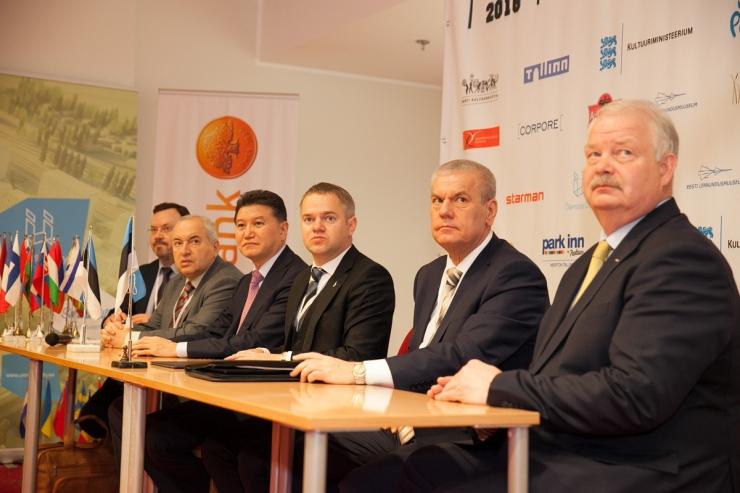 Tallinnas algasid Euroopa meistrivõistlused kiir- ja välkmales