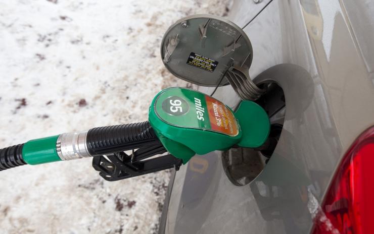 Statoil varustas Ants Väärsi invatakso kolmeks kuuks tasuta kütusega