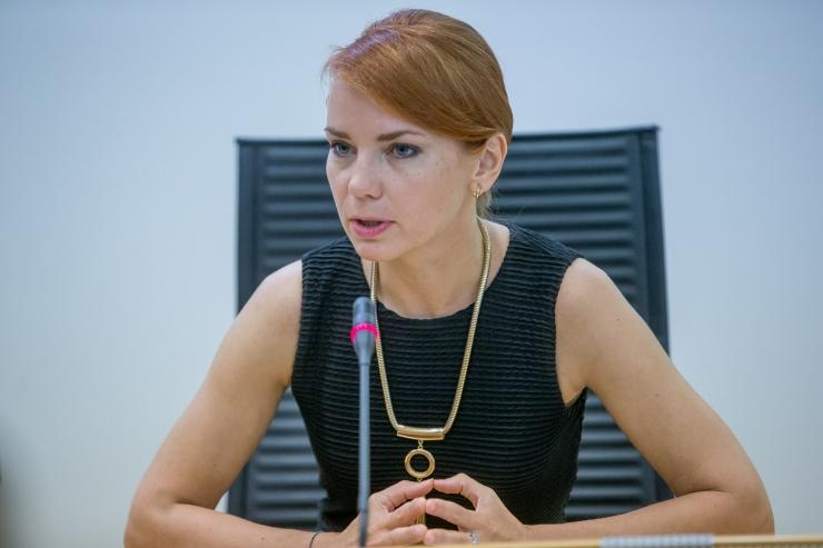 Pentus-Rosimannus sai Eesti-USA parlamendirühma esimeheks