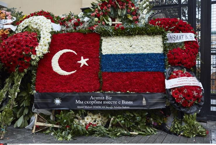 Erdoğan: Vene suursaadiku tapja on FETÖ liige
