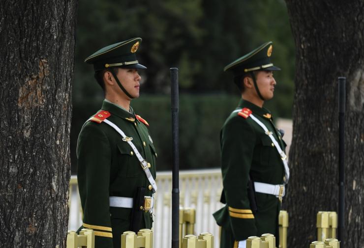HRW: Hiina politsei võib saada loa meeleavaldajaid tulistada