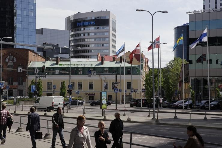 Andres Sevtšuk: Tallinna kesklinn võiks tulevikus olla ühistranspordi- ja jalakäijatekeskne