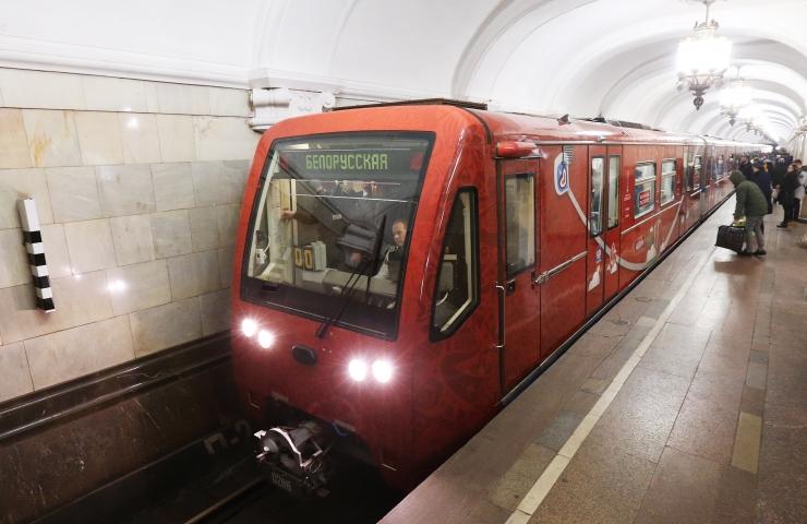 Moskva raudteejaamadest evakueeriti pommiohu tõttu 3000 inimest