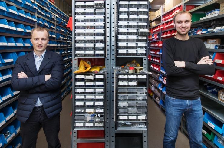 Uus Eesti idufirma muudab hinnad taskukohaseks