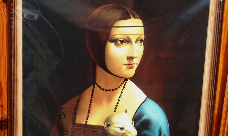 Poola valitsus ostab ära da Vinci teosega erakunstikogu