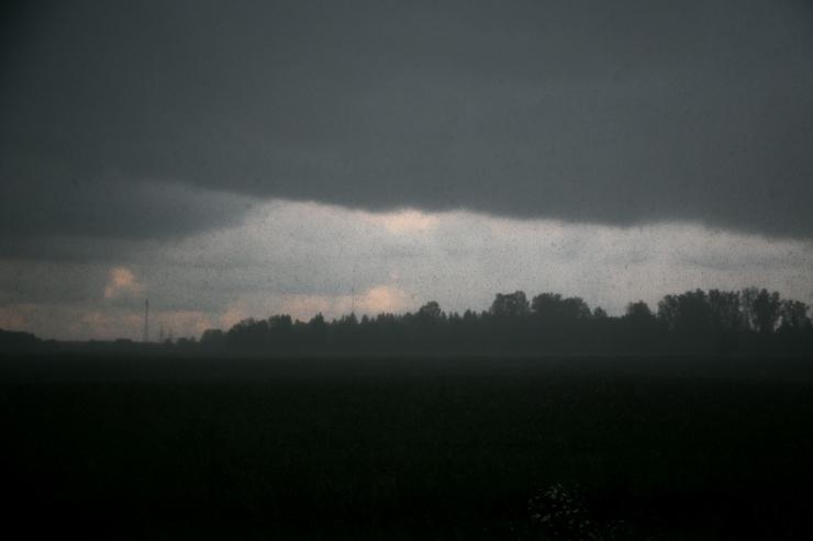 Aasta esimene päev tuleb soe ja vihmane