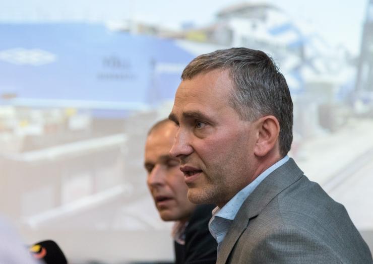 Padar: parvlaeva Tõll Eestisse jõudmise kuupäev selgub sel nädalal