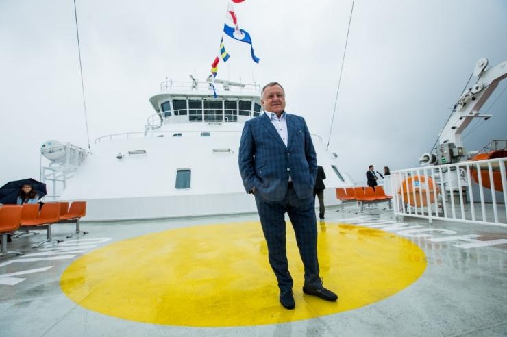 Leedo on jätnud riigile sadamatasudena maksmata miljon eurot