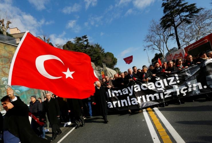 Meedia: Istanbuli veresauna korraldas 28-aastane kirgiis