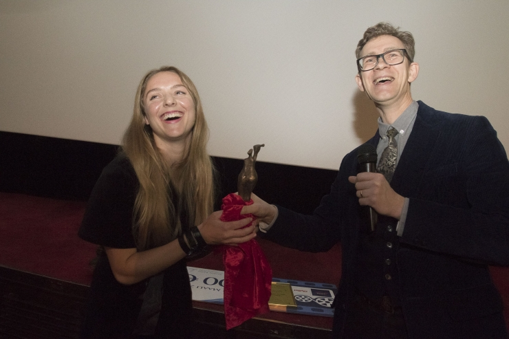 """FOTOD! Neitsi Maali 2016 võitis Triin Ruumet filmiga """"Päevad, mis ajasid segadusse"""""""