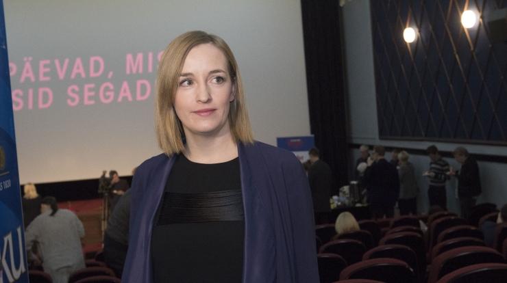 MARIA ULFSAK: Välistähelepanu on täpselt nii palju, kui meie filmid seda väärivad