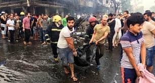 Bagdadi kahes tururünnakus sai surma vähemalt 18 inimest