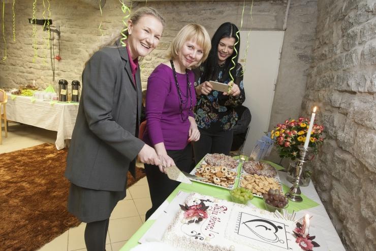 FOTOD! Täna kolmeaastaseks saanud EELK Perekeskus aitas eelmisel aastal 800 inimest