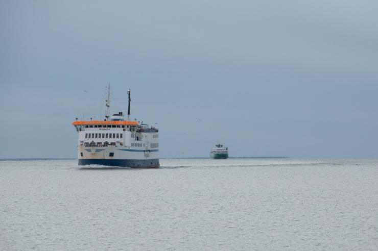 Tormituul pööritab Läänemerel kuni neljameetriseid laineid