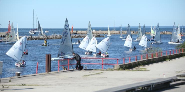 Dighe: Eesti jahtklubidel on valmidus paraolümpia purjetamiseks olemas