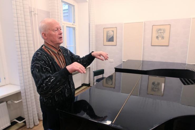Tartumaa kultuuripärli tiitli pälvis Alo Ritsing