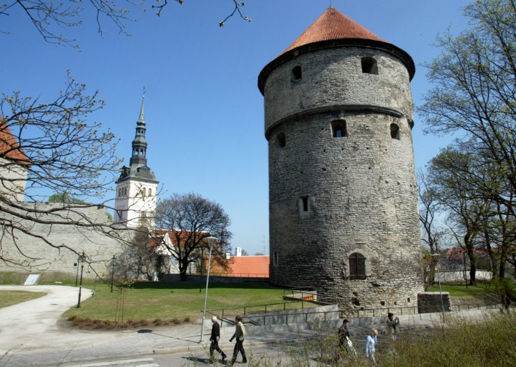 Kiek in de Kökis räägitakse Tallinna piiramisest Liivi sõjas