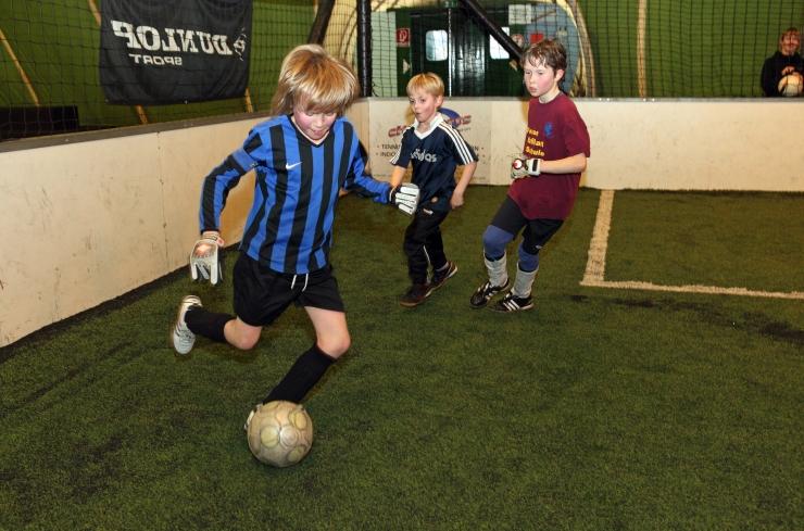 Tallinn paneb kooliõpilased sportima