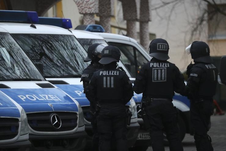 Saksamaa politsei vahistas kolm arvatavat pühasõdalast
