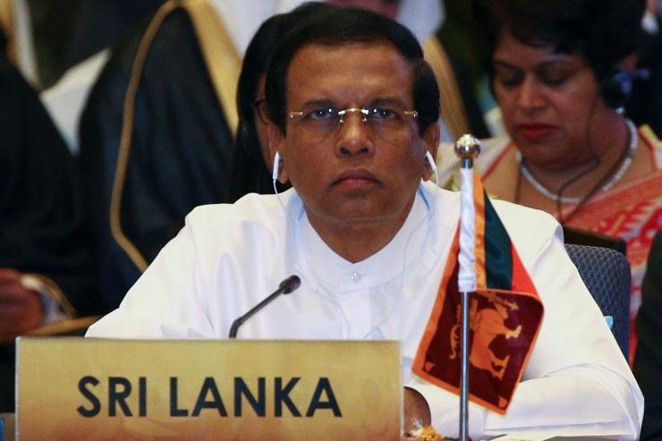 Sri Lanka presidendi surma ennustanud astroloog võeti vahi alla