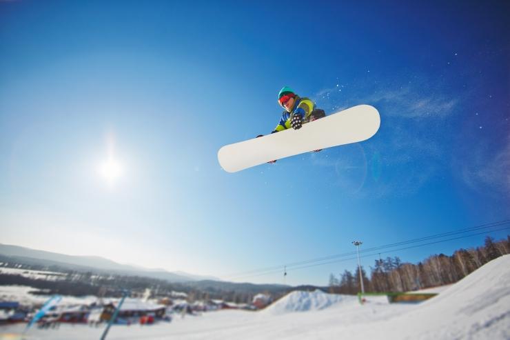 HAARA VÕIMALUSEST: Õpi tasuta mäesuusatamist ja lumelauaga sõitmist!