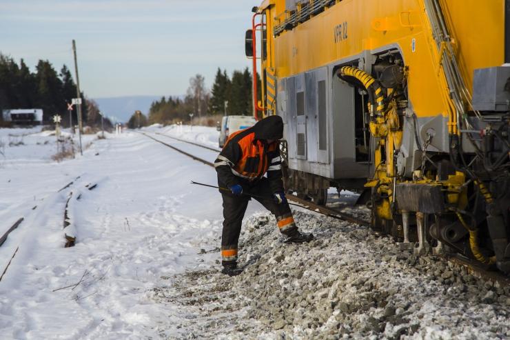 Tallinn-Paldiski ja Keila-Riisipere raudteelõigud lähevad kapitaalremonti