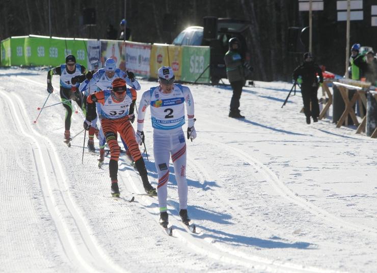 Tartu Maratoni toimumiseks on vaja 15 sentimeetrit lund