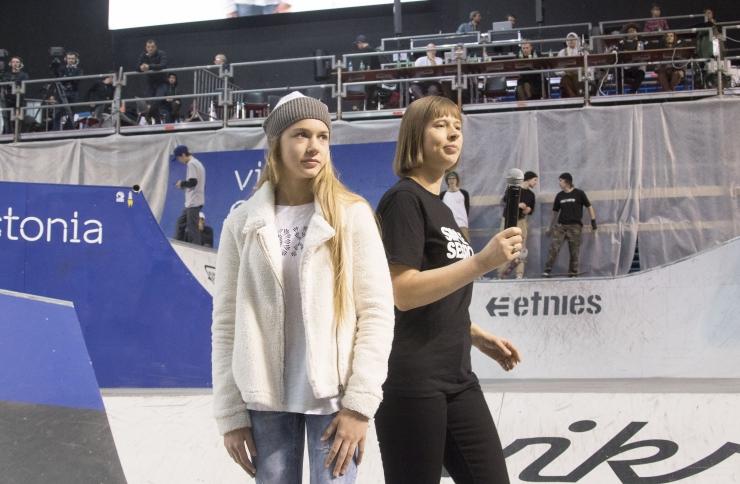 GALERII! President Kersti Kaljulaid ja Kelly Sildaru avasid Simple Sessioni