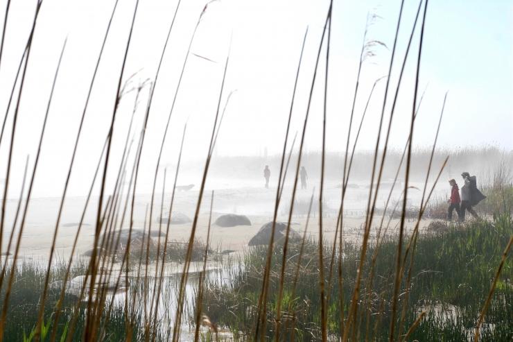 Kõrgrõhkkond toob esmaspäevaks päikesepaistet ja külmakraade