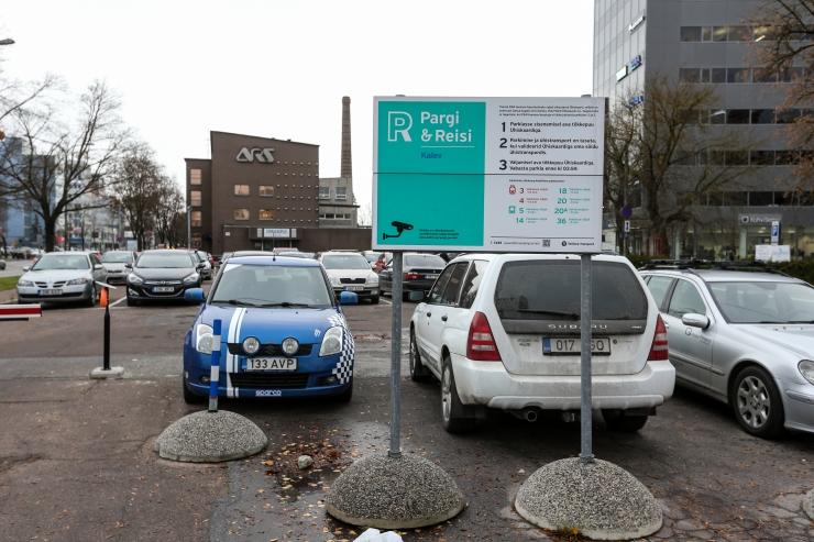 Lugeja küsib abilinnapealt: mida teha, kui tasuta parklad on täis?