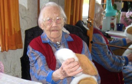 Vanim saarlane on 105-aastane Marta Kivi