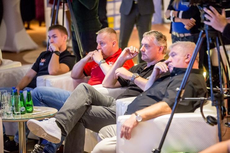 Tallinn toetab korvpalliliiga tähtede mängu 7500 euroga