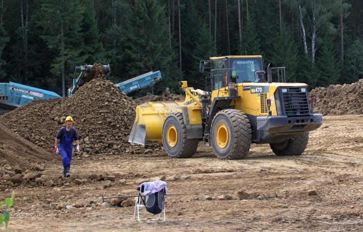 Rail Balticu ehitamine võib Jõelähtme graniidikaevanduse varjusurmast üles äratada