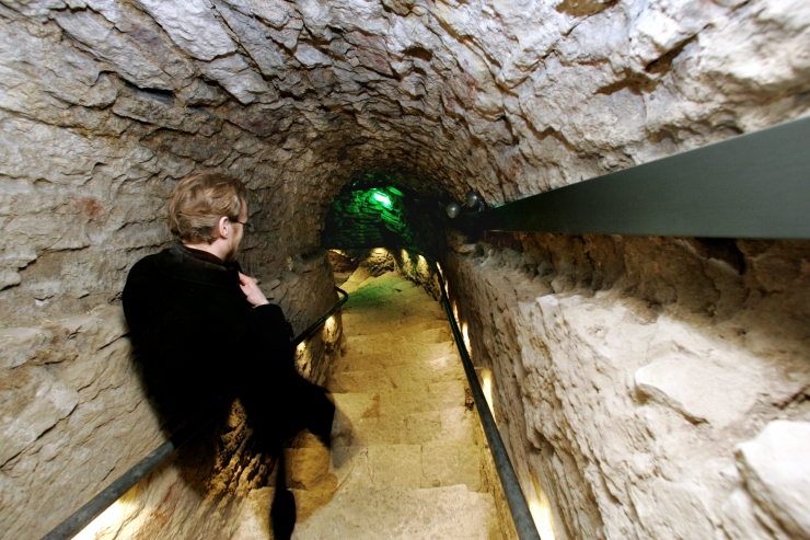 Kiek in de Kök ja Bastionikäigud kutsub salapärastesse maa-alustesse käikudesse