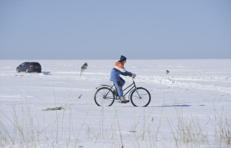 Oluline teada: kaskokindlustus ei kehti mitteametlikel jääteedel