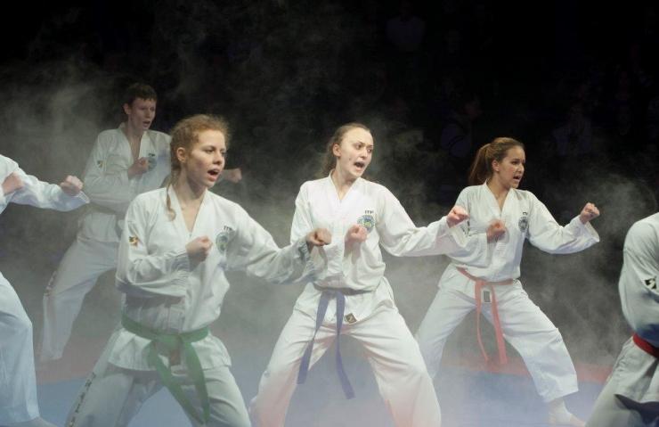Sel nädalavahetusel toimuvad Tallinnas Eesti Lahtised Võitlusspordi Mängud