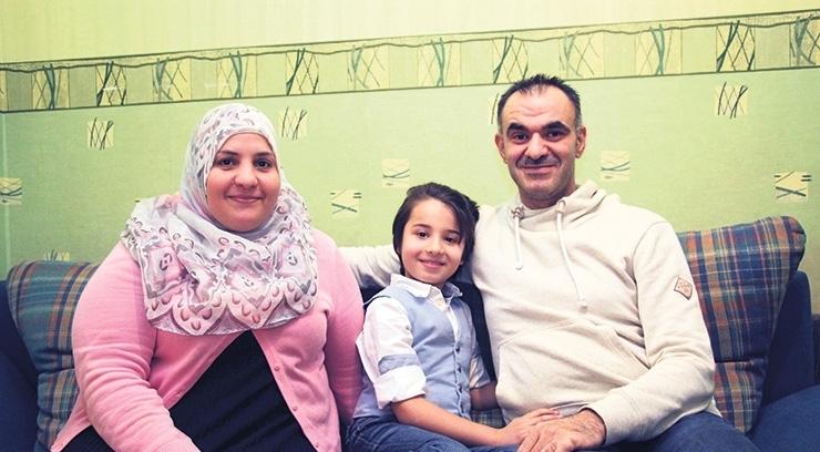 Süüria perekond Tallinnas: Assad on tapnud tuhandeid ja piinanud ka lapsi