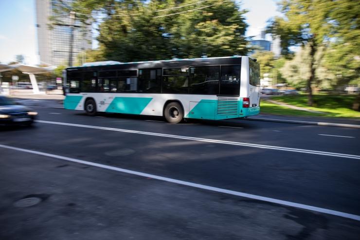 17. veebruaril lühendatakse ajutiselt bussi  nr 59 marsruuti