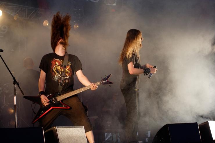 Tallinnas peetakse Baltimaade suurim talvine metal muusika festival