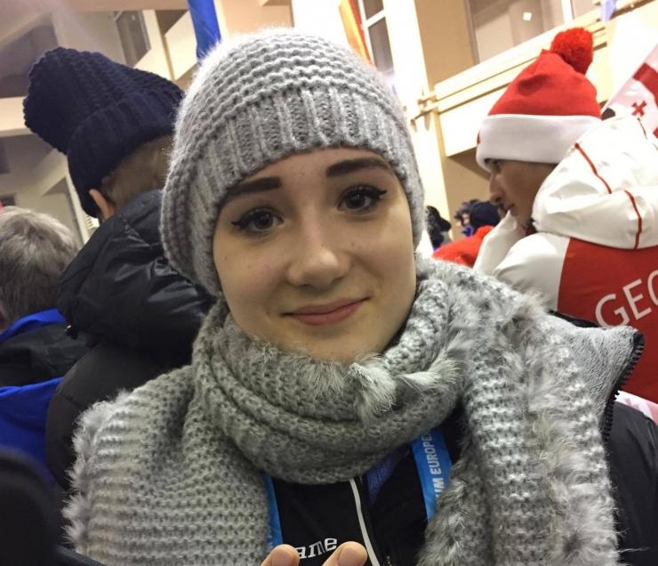 Eesti iluuisutajad on Euroopa noorte olümpiafestivalil avapäeva järel 3. ja 4. kohal
