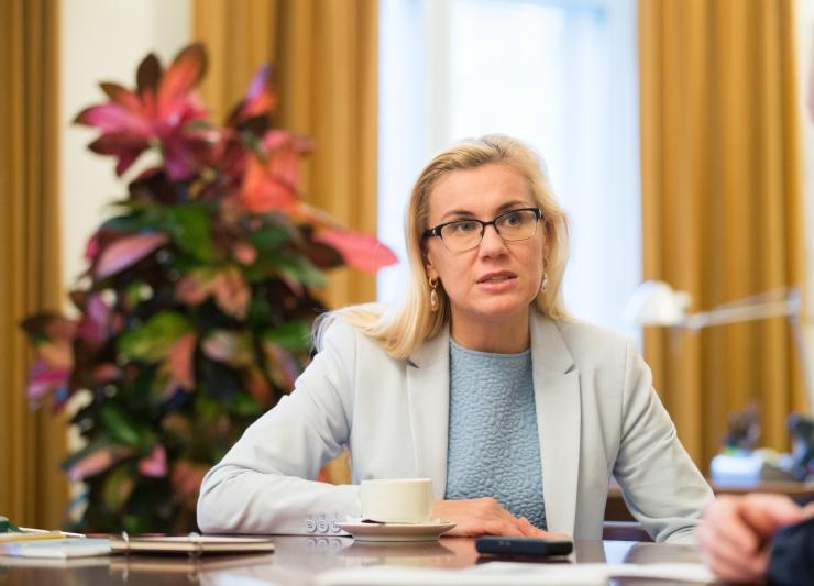 Kadri Simson: erastamissõelale jäänud ettevõtetest atraktiivseim on Tallinna Sadam