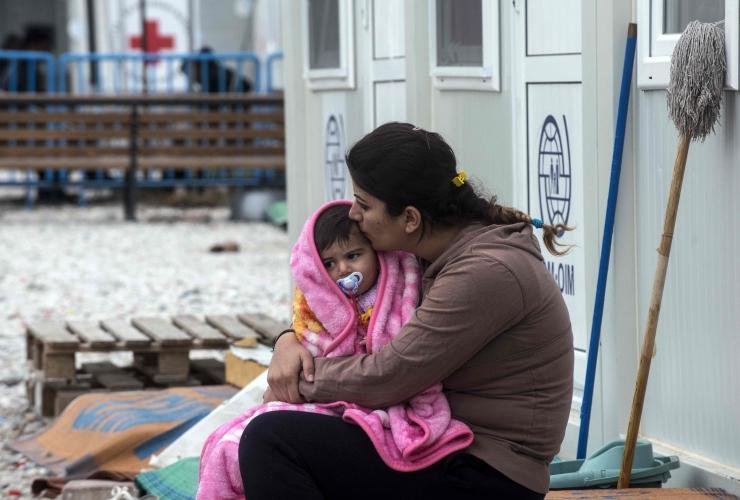 Veebruaris saabus Eestisse 18 sõjapõgenikku
