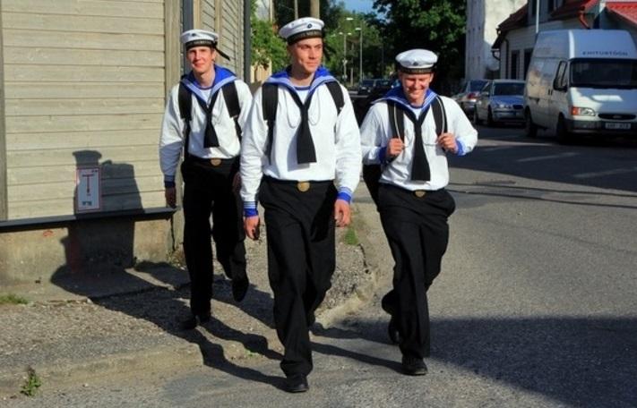 Riigikogu kiitis heaks meremeeste õigusi kaitsva seaduse