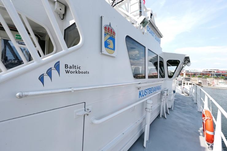 HEA EESKUJU: Baltic Workboats tõstis töötajate palka enam kui 20 protsenti