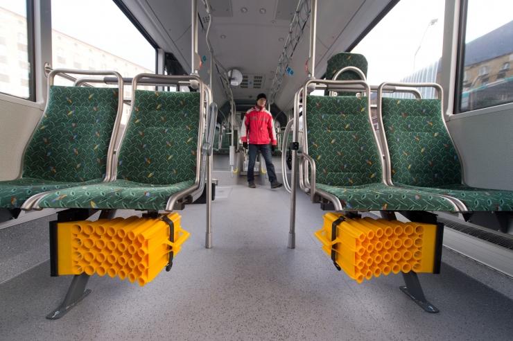 Uuring: eestimaalased peavad kõige bakterirohkemaks paikadeks ühistransporti ja avalikke käimlaid