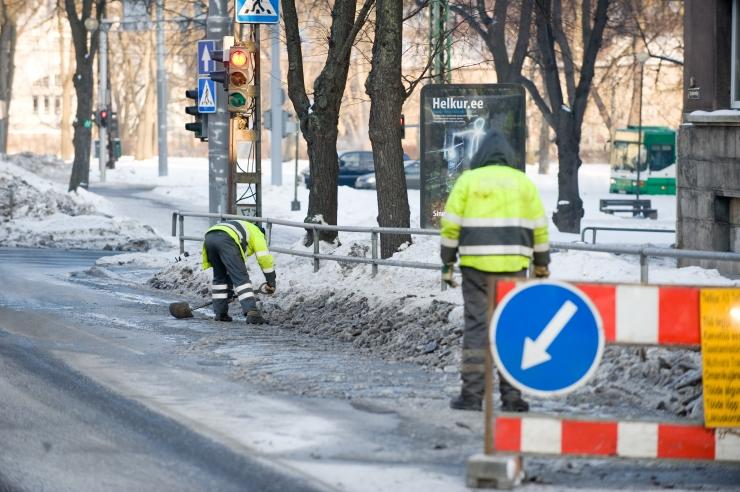 Utilitas parandab Raadiku tänaval soojustorustikku