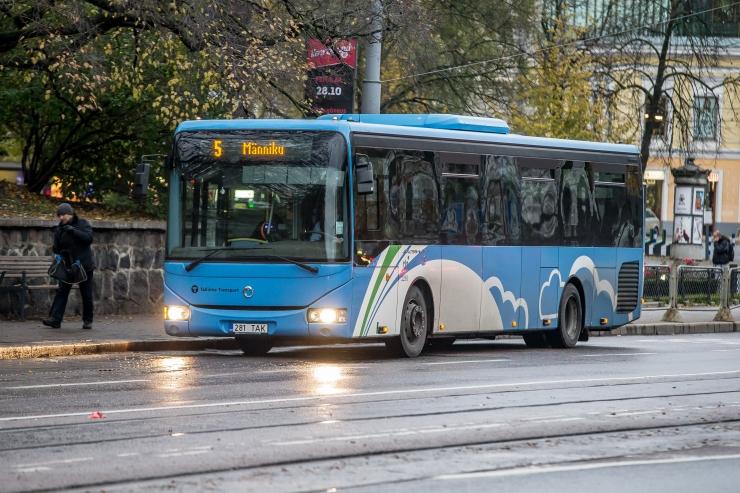 Homme lühendatakse ajutiselt bussi nr 59 marsruuti