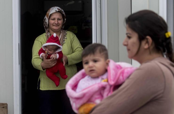 Siseministeerium: ümberasustamine Türgist on keeruline